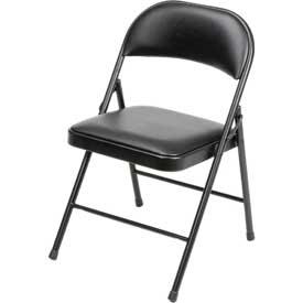 ghế gấp dùng trong văn phòng bằng da