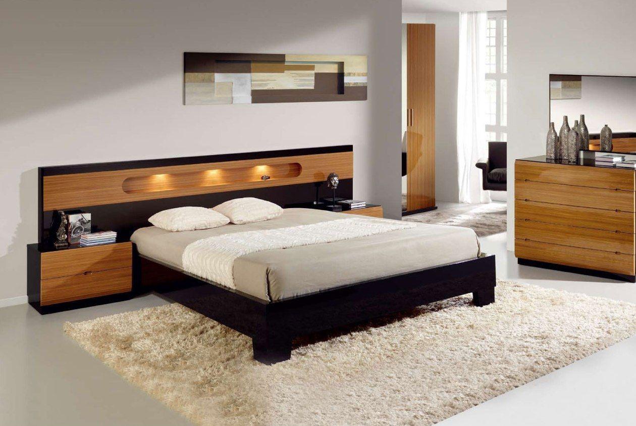 giường ngủ hiện đại 2
