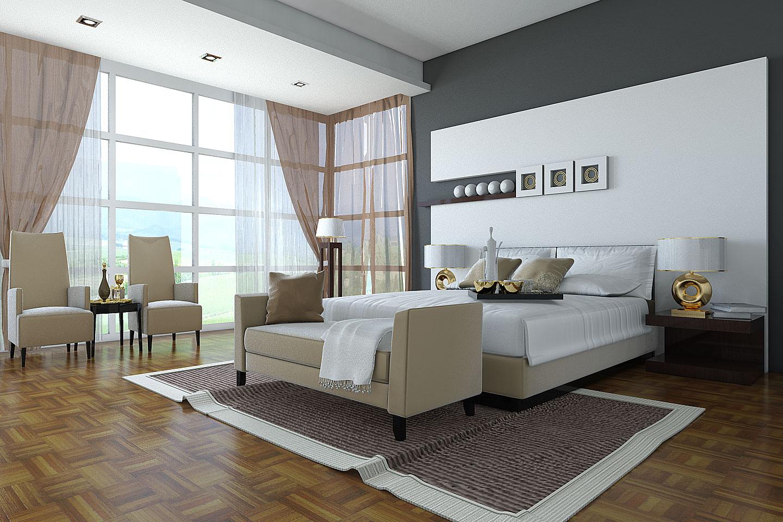 giường ngủ hiện đại 4