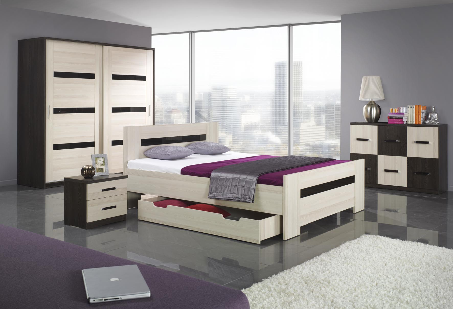 giường ngủ hiện đại 17
