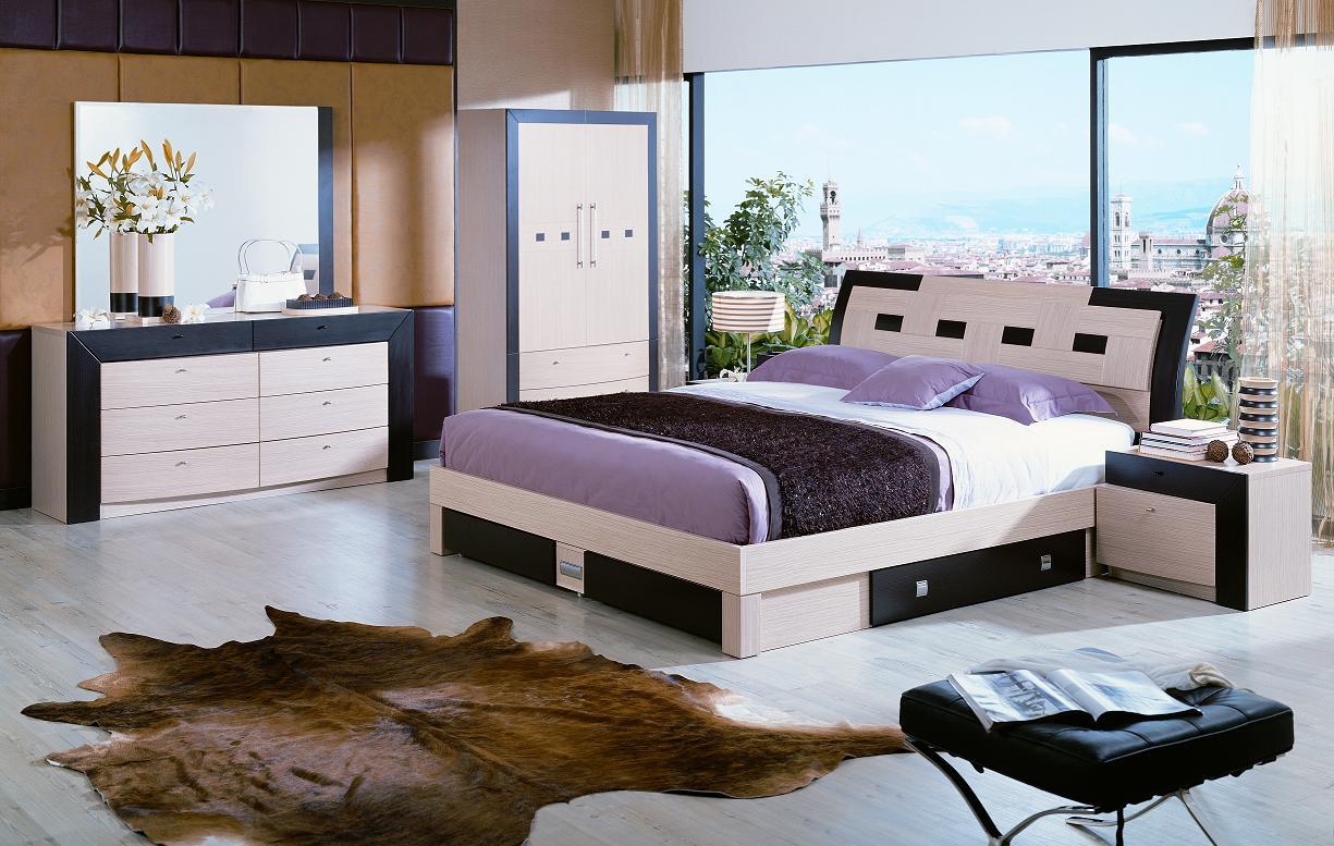 giường ngủ hiện đại 19