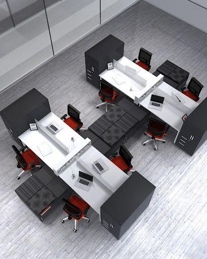 modul bàn làm việc văn phòng hiện đại 09