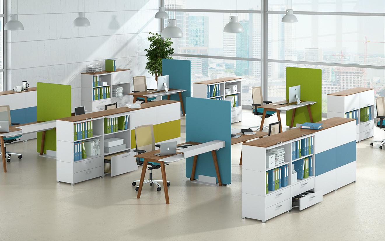 module nội thất văn phòng