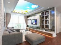 Sử dụng trần xuyên sáng trong thiết kế nội thất văn phòng chuyên nghiệp