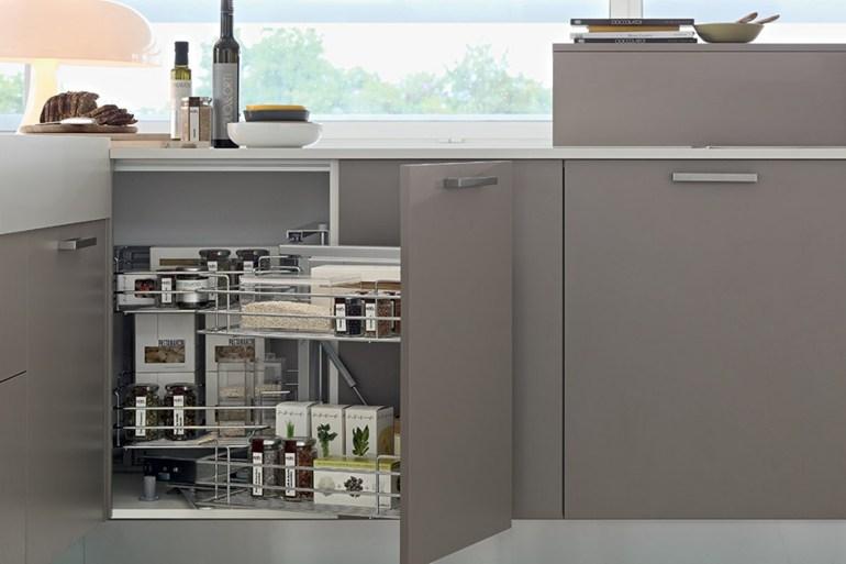 Vai trò phụ kiện tủ bếp hiện đại