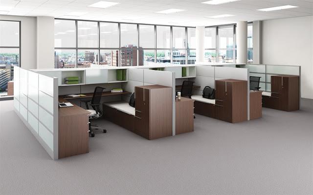 Mẫu những thiết kế văn phòng chuyên nghiệp hiện đại hiện nay