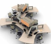 10 mẫu modul thiết kế và thi công nội thất bàn văn phòng chuyên nghiệp
