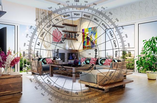 Đôi điều lưu ý khi lựa chọn thiết kế căn hộ theo phong thủy