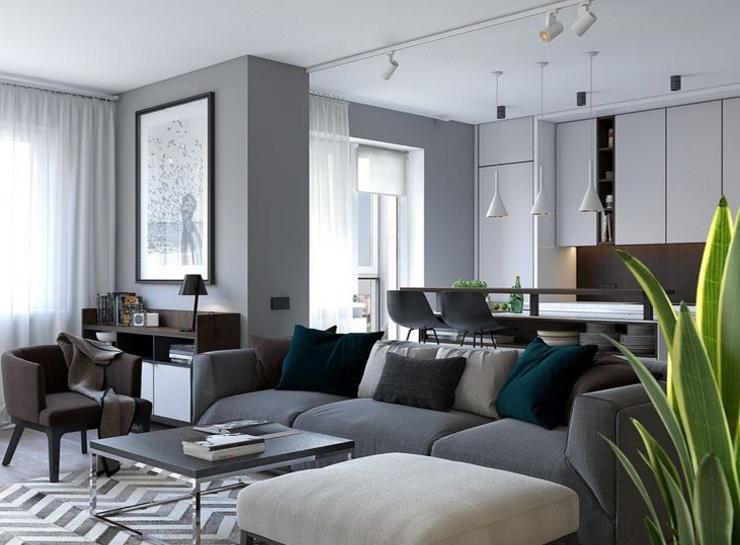 thiết kế nội thất chung giá rẻ