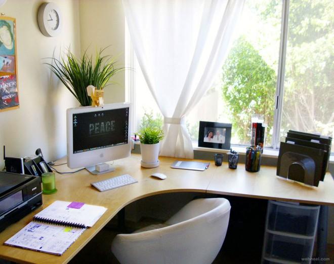 thiết kế nội thất văn phòng tại nhà 7