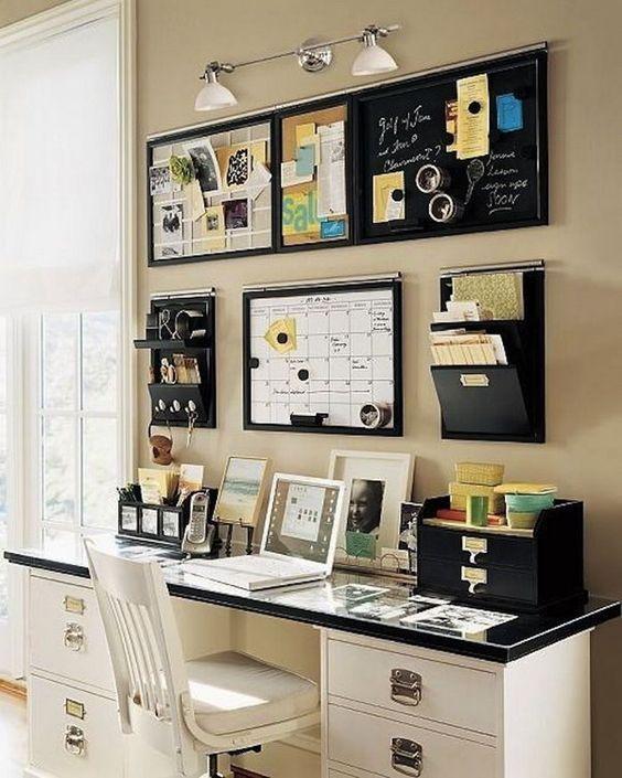 thiết kế nội thất văn phòng tại nhà 4