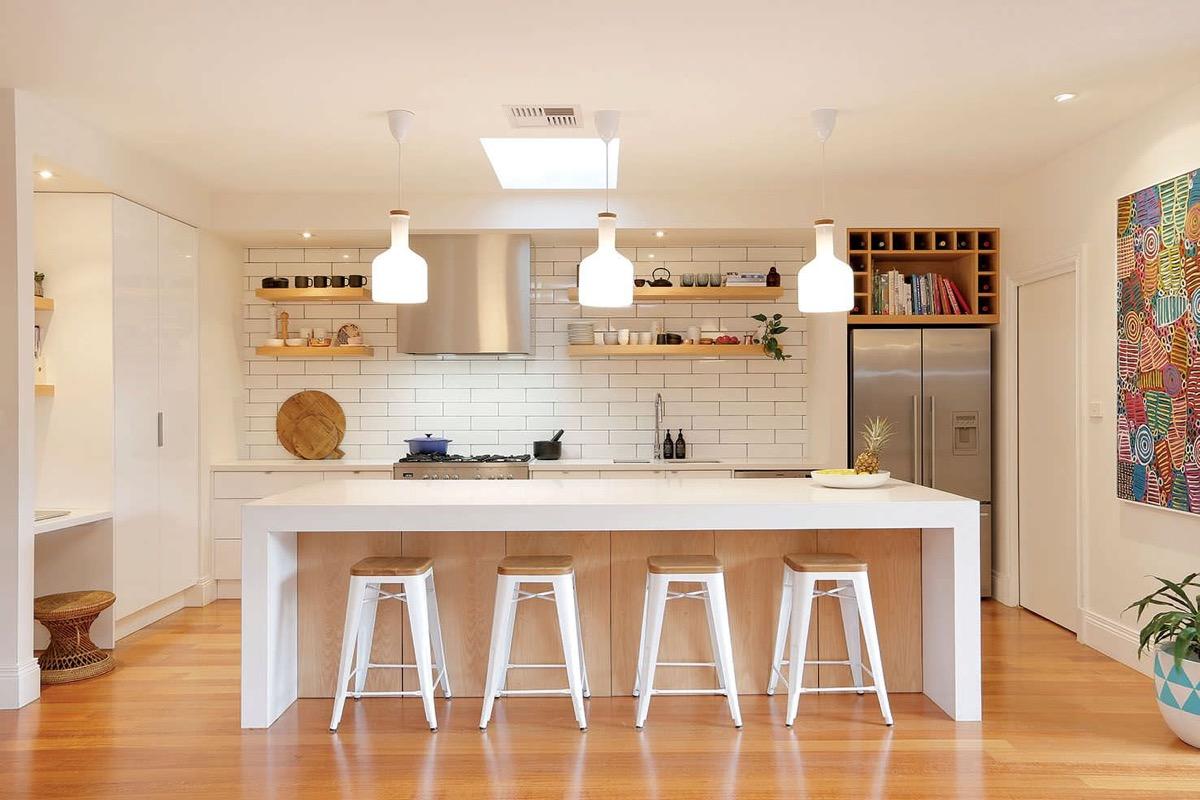 thiết kế nội thất phòng ăn phong thuy