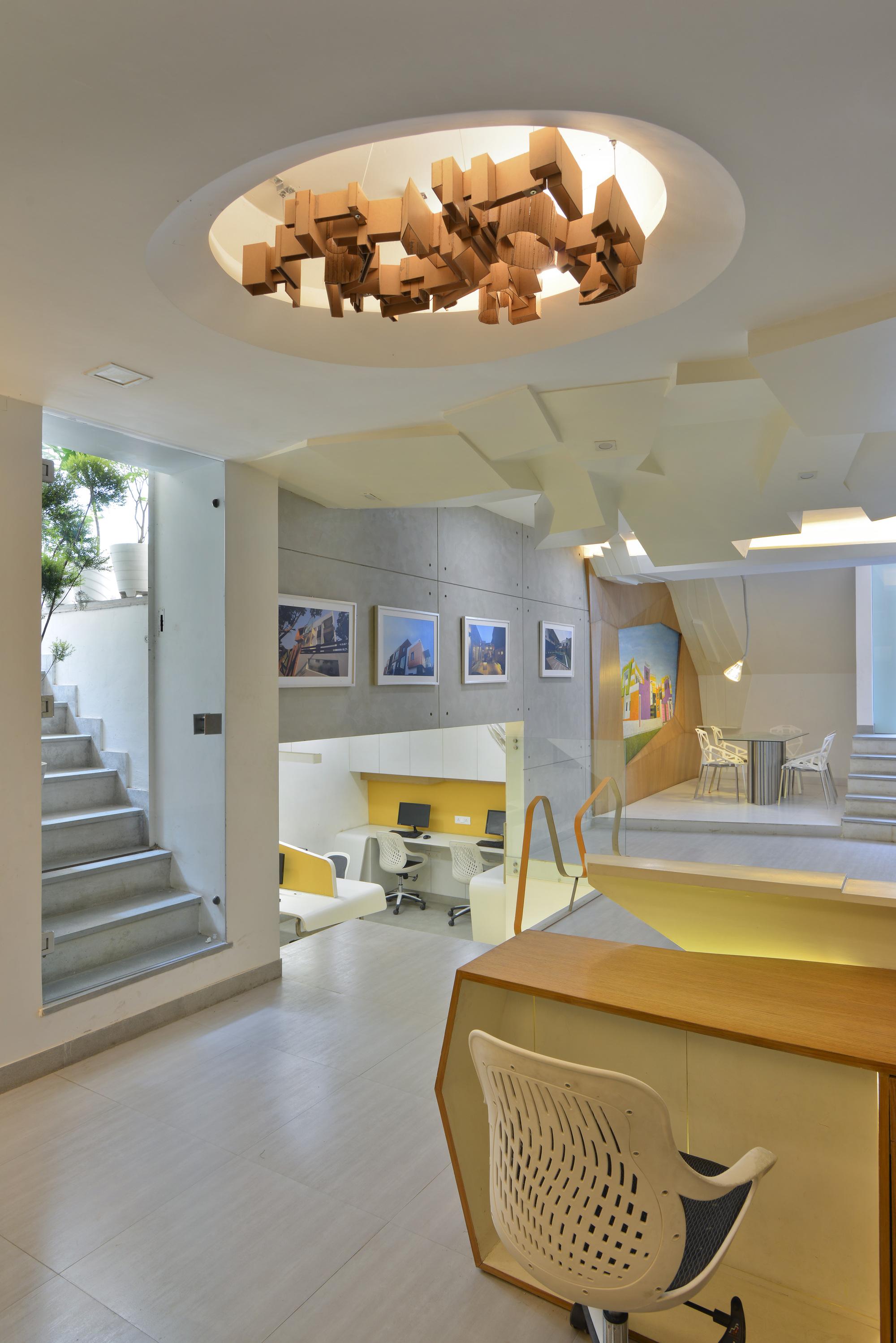 thiết kế nội thất văn phòng tron gói tại hà nội