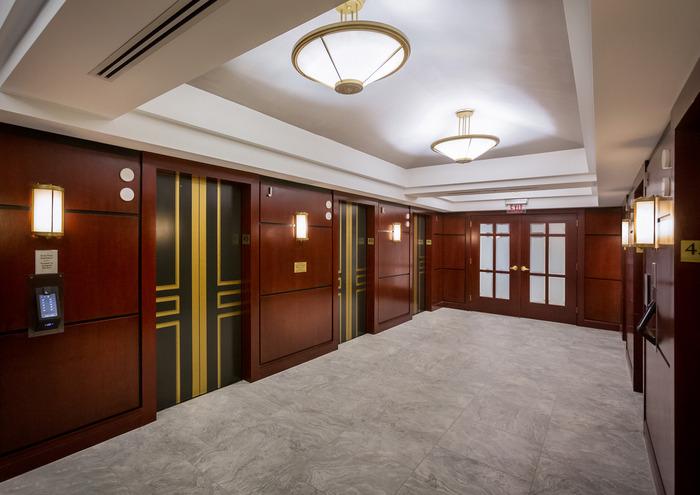 thiết kế nội thất văn phòng luật 2