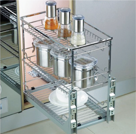 phụ kiện để gia vị trong tủ bếp