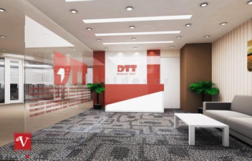 Công ty cổ phần công nghệ DTT