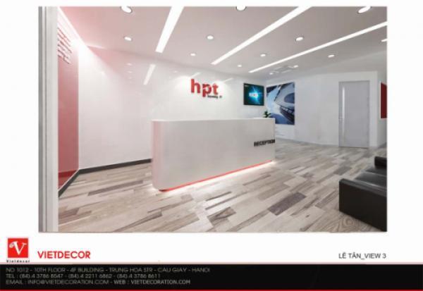 Công ty cổ phần dịch vụ công nghệ tin học HPT