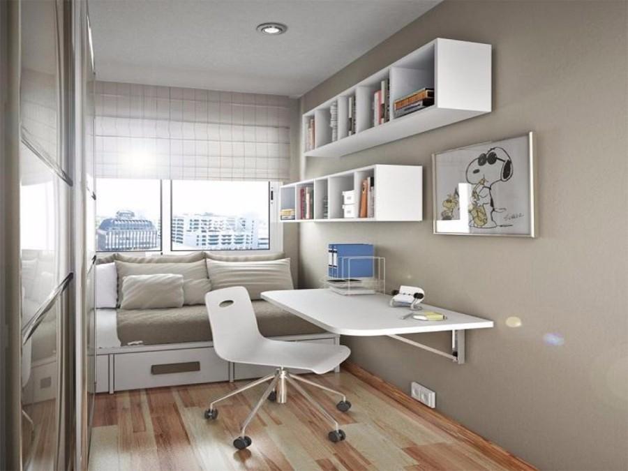 mẫu thiết kế phòng ngủ nhỏ