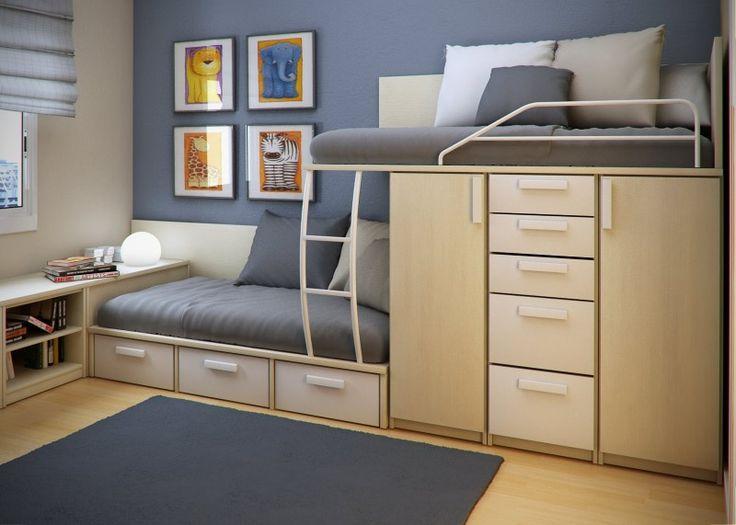 thiết kế phòng ngủ nhỏ xinh xắn