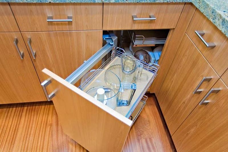 xử lý tủ bếp gốc