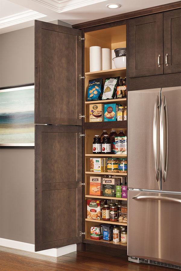 tủ tường nhà bếp 12