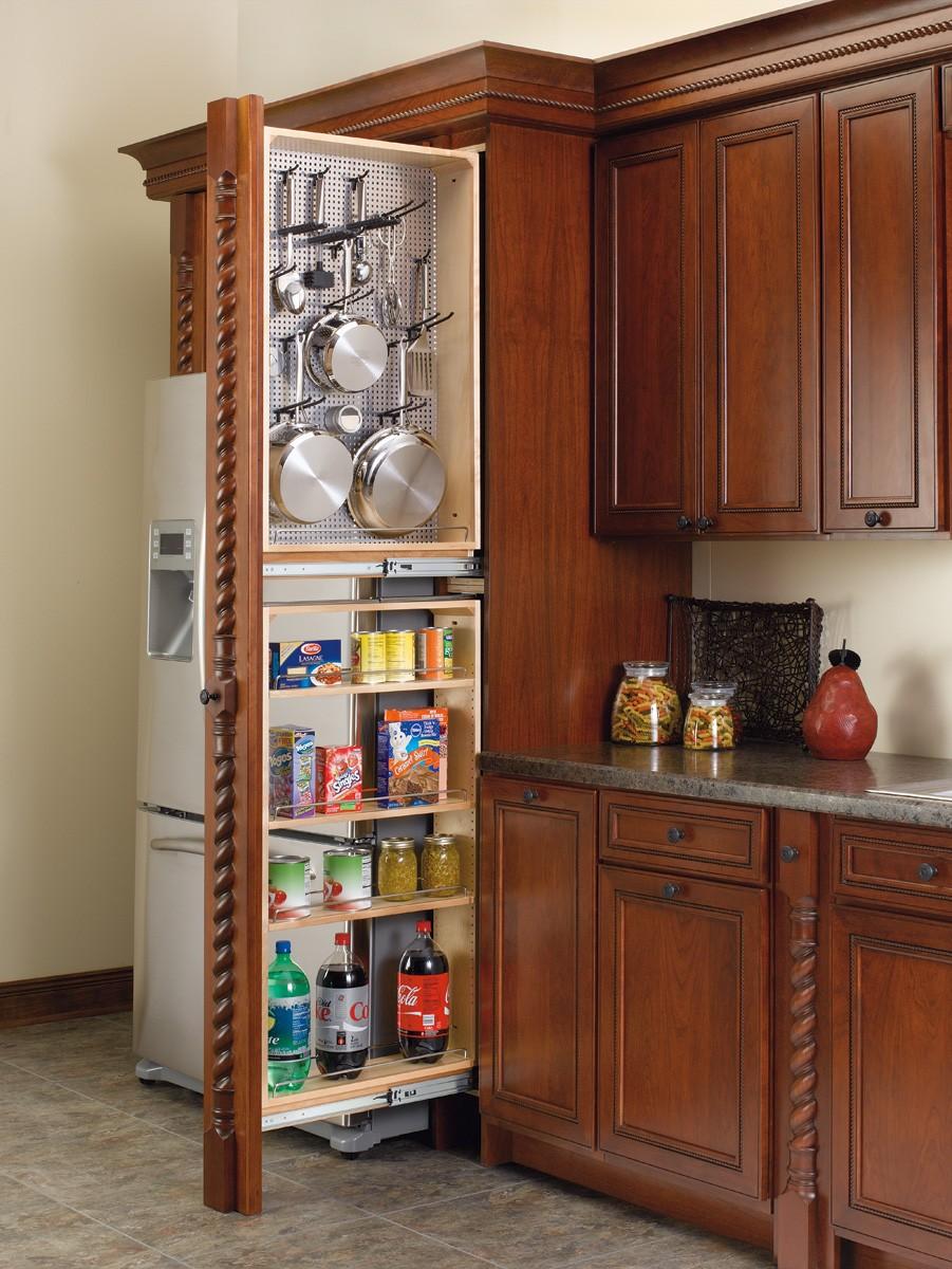 tủ tường nhà bếp 11