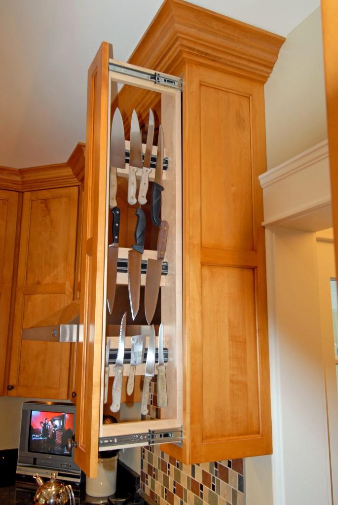 tủ tường nhà bếp 5